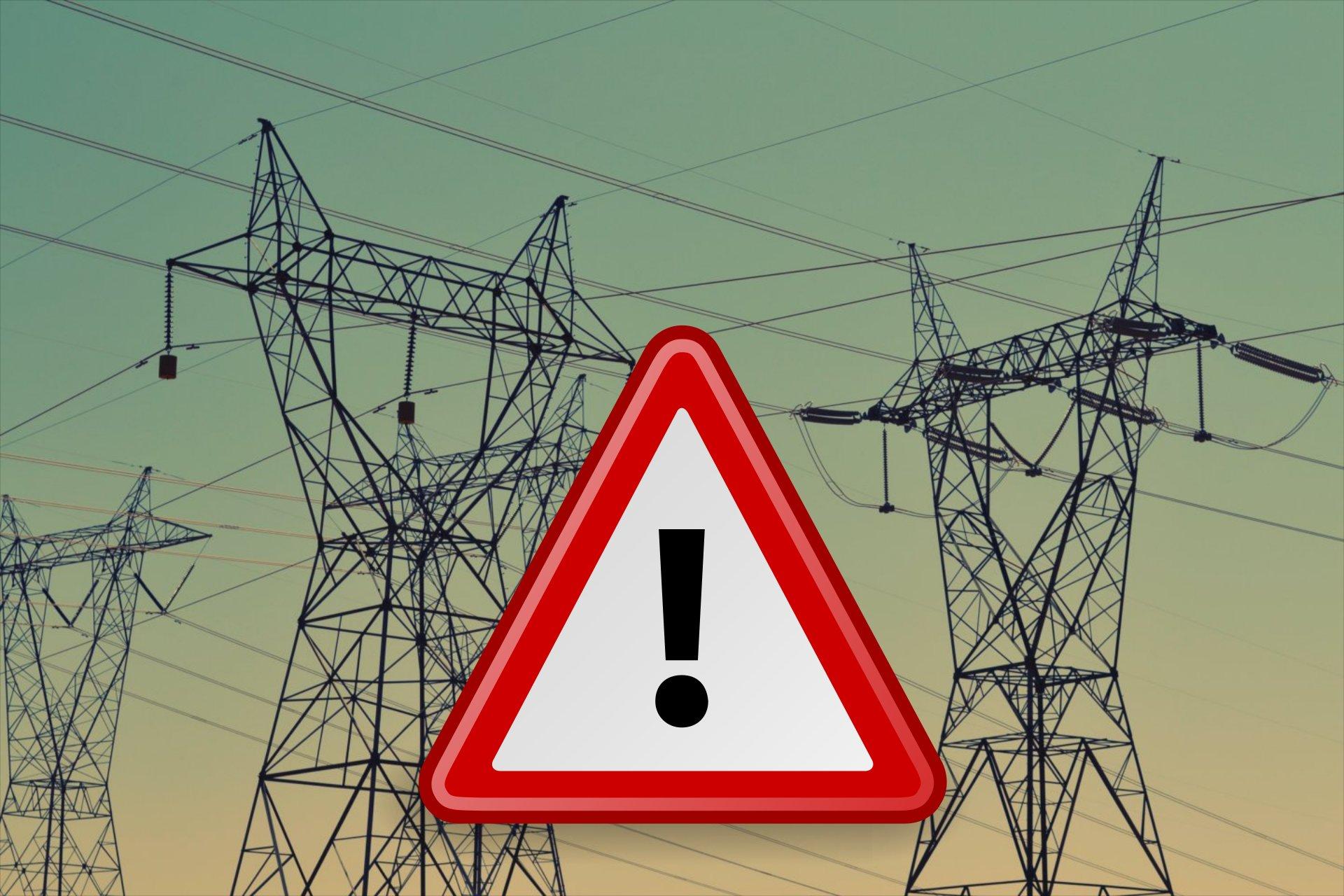 Oznam o prerušení distribúcie elektriky - 19.08.2021